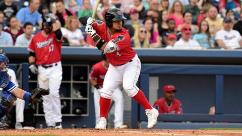 Nashville Sounds roll over New Orleans Baby Cakes Thursday night, 11-0. (Nashville Sounds)