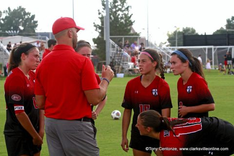 Austin Peay announces 2018 Women's Soccer Schedule. (APSU Sports Information)