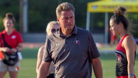Austin Peay Track and Field head coach Doug Molnar. (APSU Sports Information)
