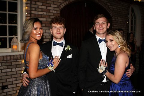 Clarksville High School held its 2018 Prom at Belle Hollow Event Center