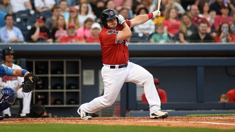 Nashville Sounds Fall to 4-10 Away from First Tennessee Park. (Nashville Sounds)