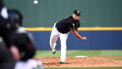 Nashville Sounds Tops Division-Leading Memphis Redbirds in Homestand Opener. (Nashville Sounds)