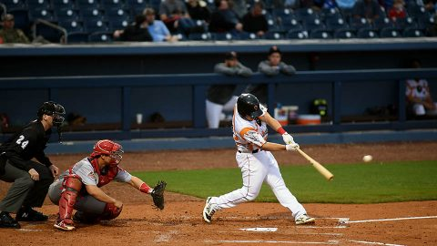 Nashville Sounds Tops Division-Leading Memphis For Second Straight Night. (Nashville Sounds)