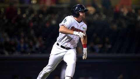 Nashville Sounds' Anthony Garcia Drives in Five Runs for Second Time this Season. (Nashville Sounds)