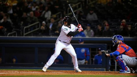 Nashville Sounds Go 4-4 on Road Trip. (Nashville Sounds)