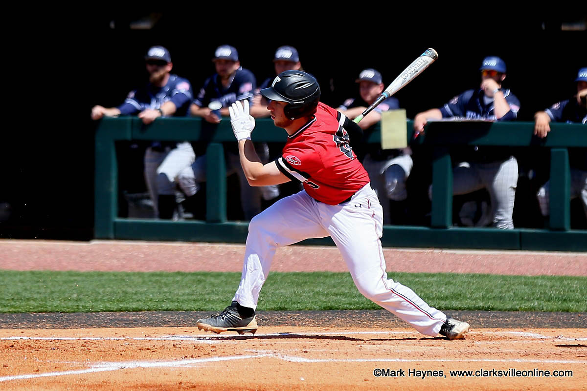 Austin Peay Baseball tooks to improve it OVC Tournament position heading into weekend series at SIU Edwardsville.