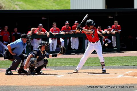 Austin Peay Baseball faces Lipscomb at home Friday at Raymond C. Hand Park.