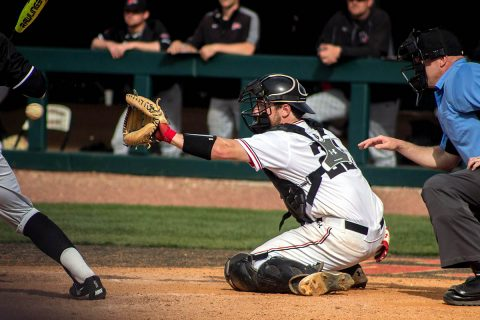 Austin Peay Governors Baseball drops Lipscomb Bisons 19-5 Tuesday night at Raymond C. Hand Park. (APSU Sports Information)