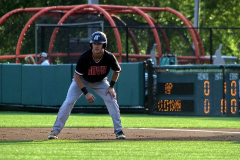 Austin Peay Baseball loses two games Saturday to Eastern Illinois at Raymond C. Hand Park. (APSU Sports Information)