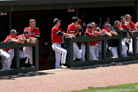 Austin Peay Baseball begins OVC Baseball Championship Wednesday when it faces Jacksonville State at Choccolocco Park.
