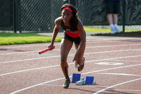 Austin Peay comes in ninth at OVC Outdoor Track and Field Championships. (APSU Sports Information)