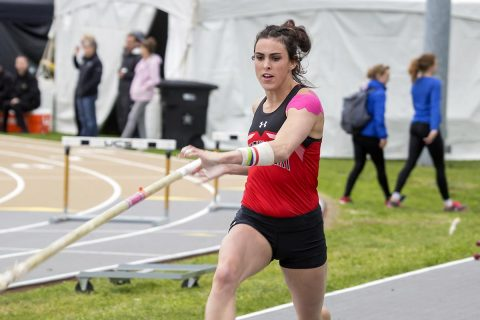 Austin Peay Outdoor Track and Field junior Savannah Amato. (APSU Sports Information)