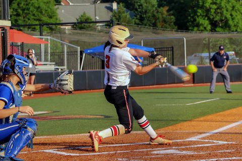 Austin Peay Softball defeats Morehead State 1-0 then gets 3-1 win over Eastern Illinois Friday night. (APSU Sports Information)