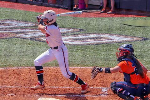 Austin Peay Softball's OVC Tournament run ends with 8-7 loss to Eastern Kentucky. APSU ends tournament third place finish, the best in programs history. (APSU Sports Information)