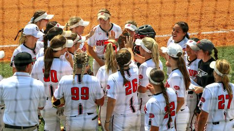 Austin Peay Softball falls to Toledo 3-0 Friday afternoon in the regional round of the National Invitational Softball Championship at Richmond, KY. (APSU Sports Information)