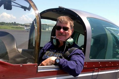 Charles W. Weigandt has been selected to head Austin Peay State University's Rotor Wing Program.
