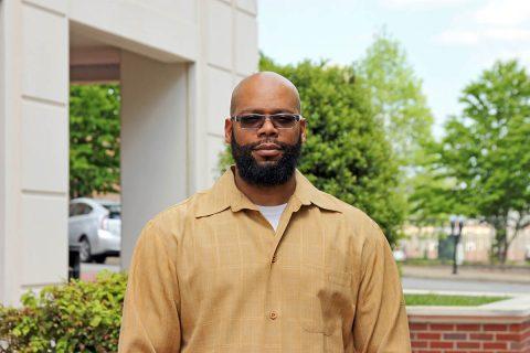 Montgomery County Veterans Treatment Court Supervisor Edward Moss