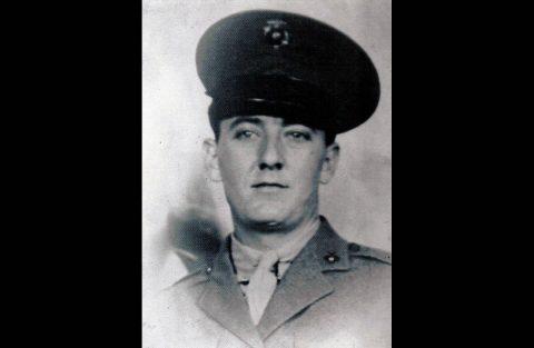 U.S. Marine Corps Corporal Henry Andregg