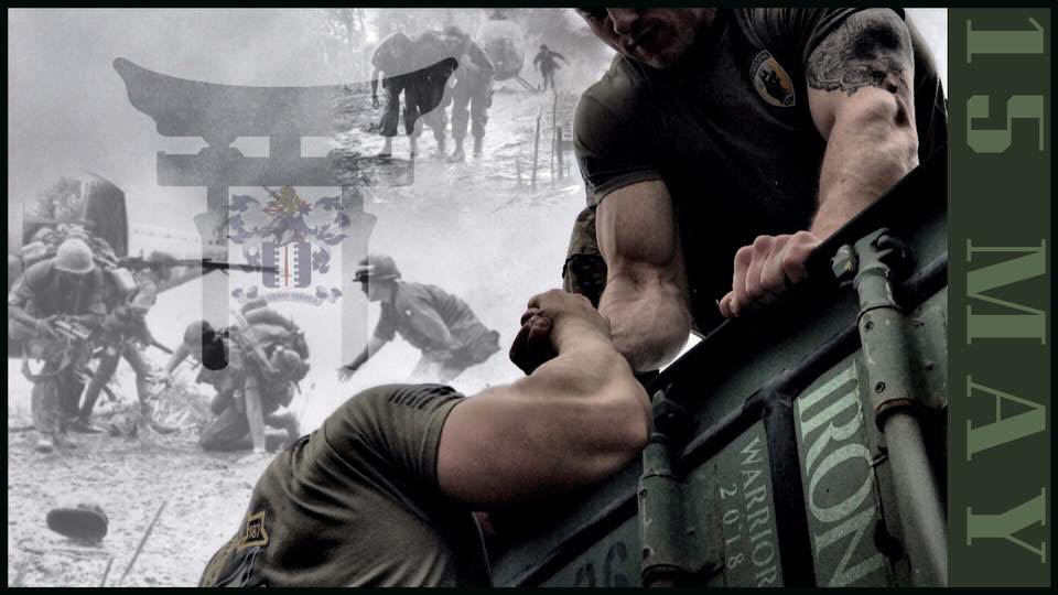 """49th Anniversary of """"Hamburger Hill"""" memorial ceremony kicks off May 15th with Iron Warrior Challenge, a 31.87 Mile race on foot."""