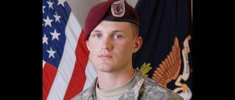 U.S. Army Corporal Jason Hovater