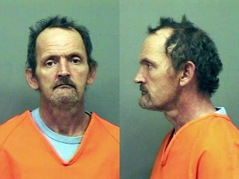 Clarksville Police are looking for Kirby G. Wallace for breaking into a residence Monday and tying a woman up.
