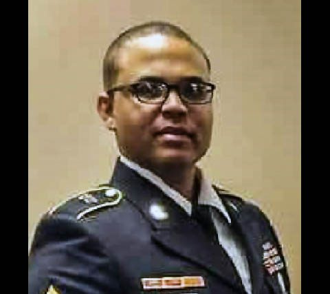 U.S. Army Staff Sergeant Michael Nelson