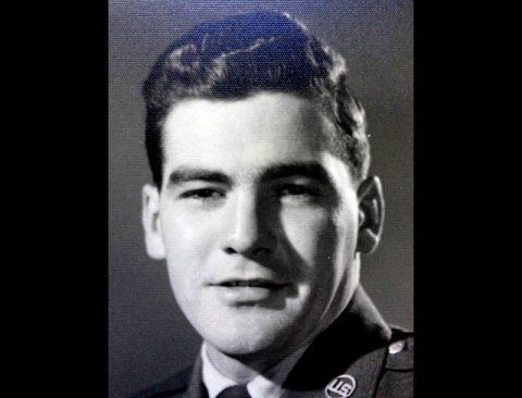 U.S. Air Force Technical Sergeant William O'Kieff