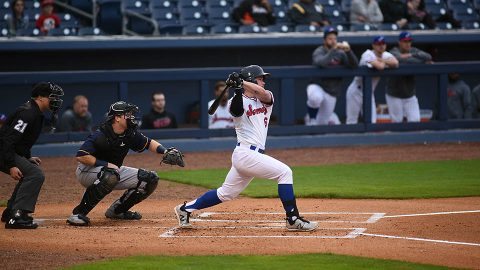 Reno Aces Takes Two of Three From Nashville Sounds. (Nashville Sounds)