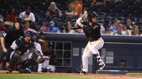 4-0 Lead Not Enough as Nashville Sounds Drops Game One of Road Trip. (Nashville Sounds)