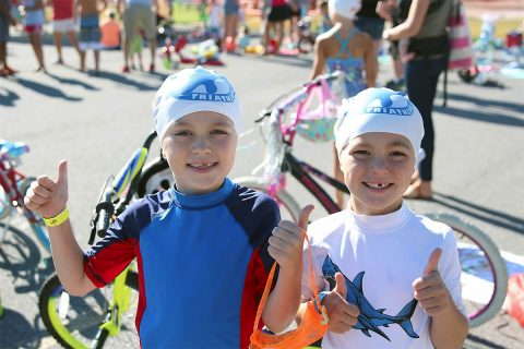 Clarksville Parks and Recreation's Wonder Kids Triathlon set for August 4th.