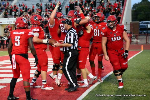 Austin Peay Football first home game in 2018 is September 8th against Presbyterian.