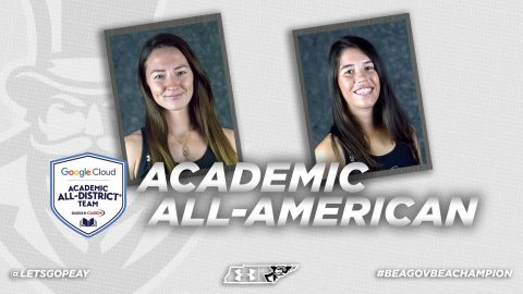 APSU Tennis' Brittney Covington, Lidia Yanes Garcia named to Google Cloud Academic All-America team