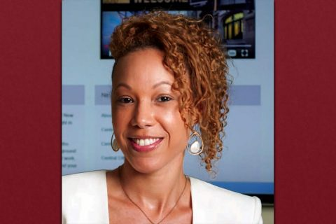 Austin Peay executive director of Human Resources Sheraine Gilliam-Holmes.