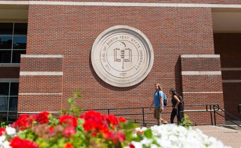Doctor of Education (Ed.D.) degree in Educational Leadership for K-12 professionals to be offered at Austin Peay State University this Fall. (APSU)