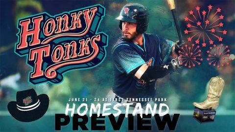 Battle for the Boot Highlights Nashville Honky Tonks Weekend Series. (Nashville Sounds)