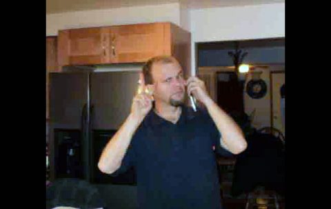 Clarksville Police are looking for missing person Brian Oomen.