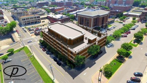 Parking Garage would support growth, business in Downtown Clarksville.