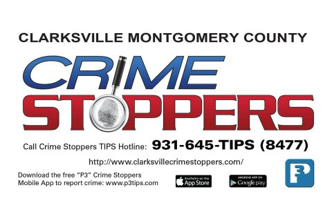 Clarksville-Montgomery County Crime Stoppers