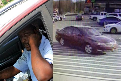 Clarksville Police are looking for the man in this photo for indecent exposure. He was last seen driving a maroon Toyota.