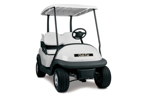 Tennessee State Park Gold Courses have all switched to Electric Golf Carts.