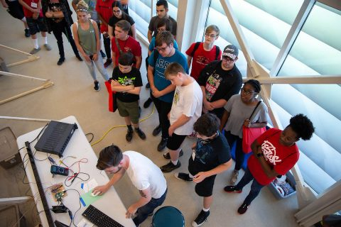 Google-sponsored coding camps at Austin Peay State University run through June.