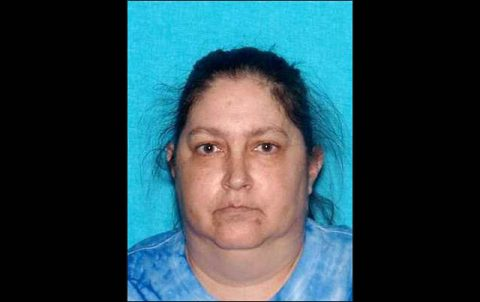 Clarksville Police ask public help in locating missing persons Michelle Hodges (pictured) and her son Joseph Hodges.