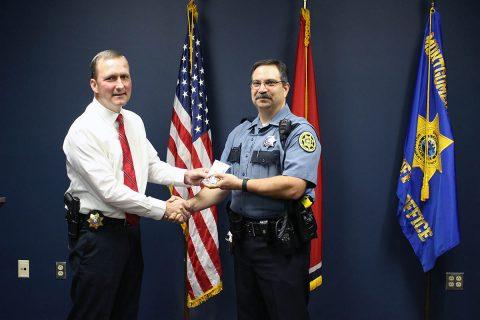 Montgomery County Sheriff's Office Deputy Daniel Brinkmeyer