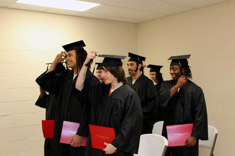 Montgomery County Sheriff's Office announces third and fourth Inmate High School Equivalency program graduations.