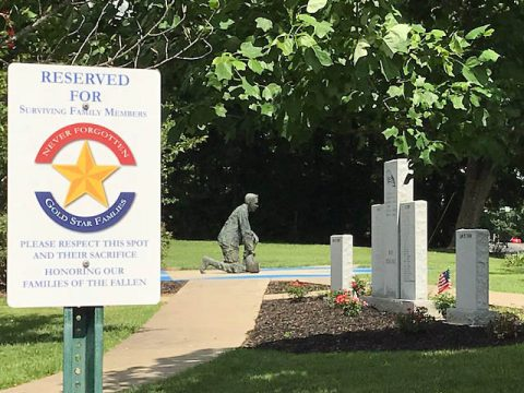 New Gold Star Signage at Montgomery County Locations.