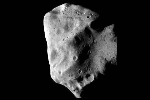 Analysis of asteroids like Lutetia was used in the Josef Hanuš-led paper on asteroid thermophysical modeling. Lutetia is a large main belt asteroid about 62 miles (100 kilometers) in diameter. Lutetia was visited by ESA's Rosetta spacecraft in 2010. (ESA 2010 MPS)
