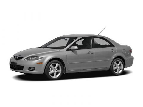 2008 Mazda Mazda6 is one of the vehicle models being recalled.