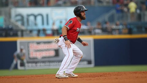 Nick Martini, Steve Smolinski and Neuse homer as Nashville Sounds finishes trip at 6-3. (Nashville Sounds)