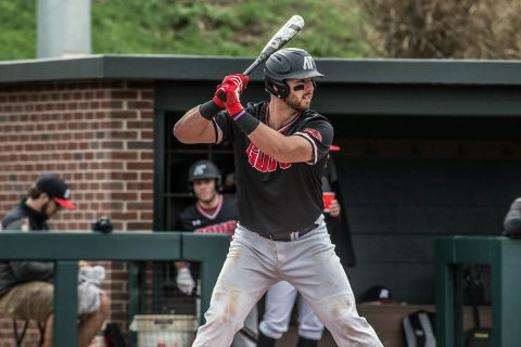 Austin Peay Baseball's Parker Phillips makes to 2nd round of Home Run Derby. (APSU Sports Information)