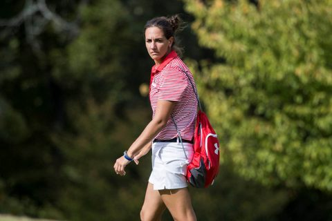 Austin Peay Women's Golf head coach Amy McCollum. (APSU Sports Information)